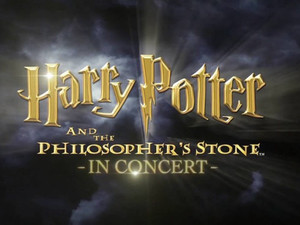 Harry Potter e a Pedra Filosofal in Concert