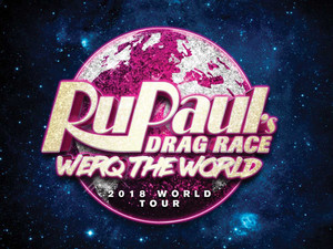 Rupaul's Drag Race World Tour